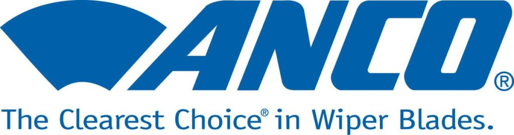 anco the clearest choice in wiper blades logo